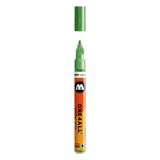 2mm 아크릴마카 #304 Metallic Light green