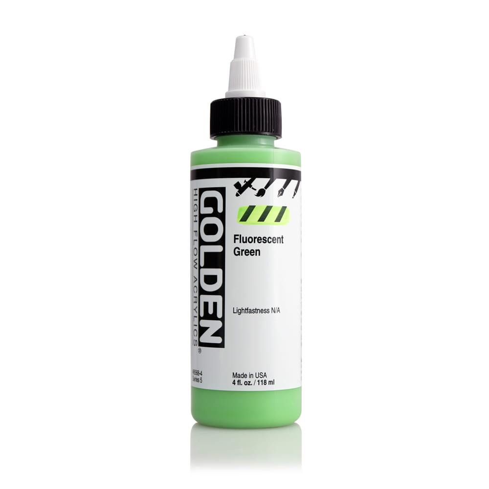 HF 118ml S5 Fluorescent Green