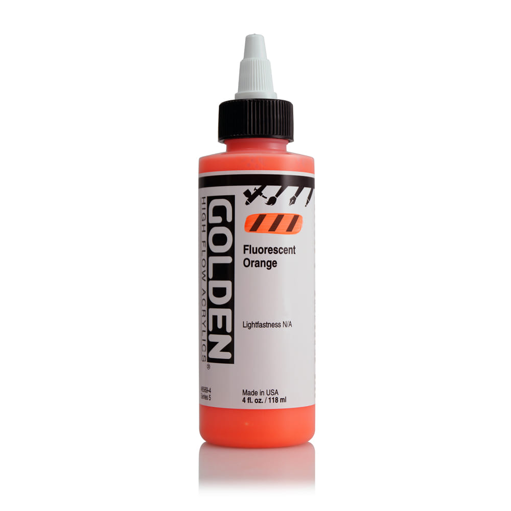 HF 118ml S5 Fluorescent Orange