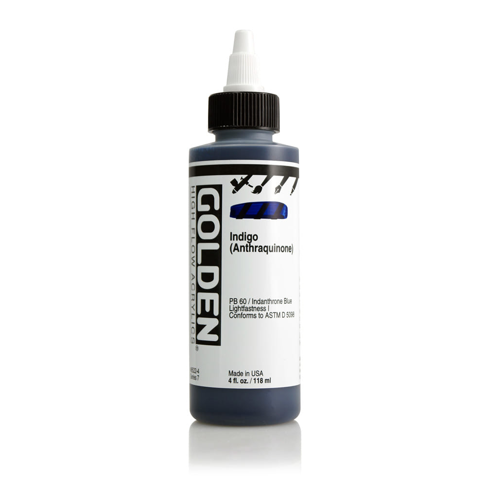 HF 118ml S7 Indigo (Anthraquinone)