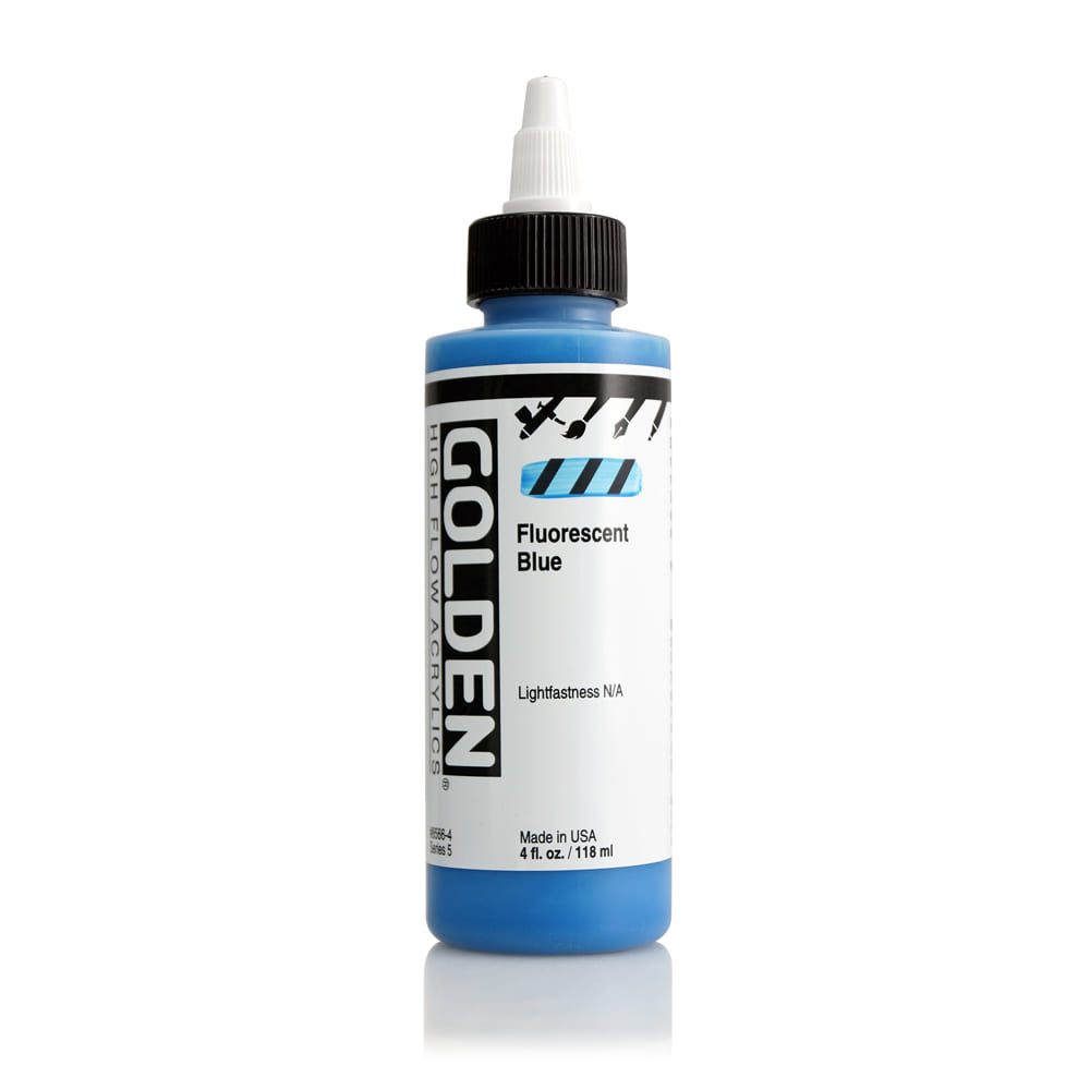 HF 118ml S5 Fluorescent Blue