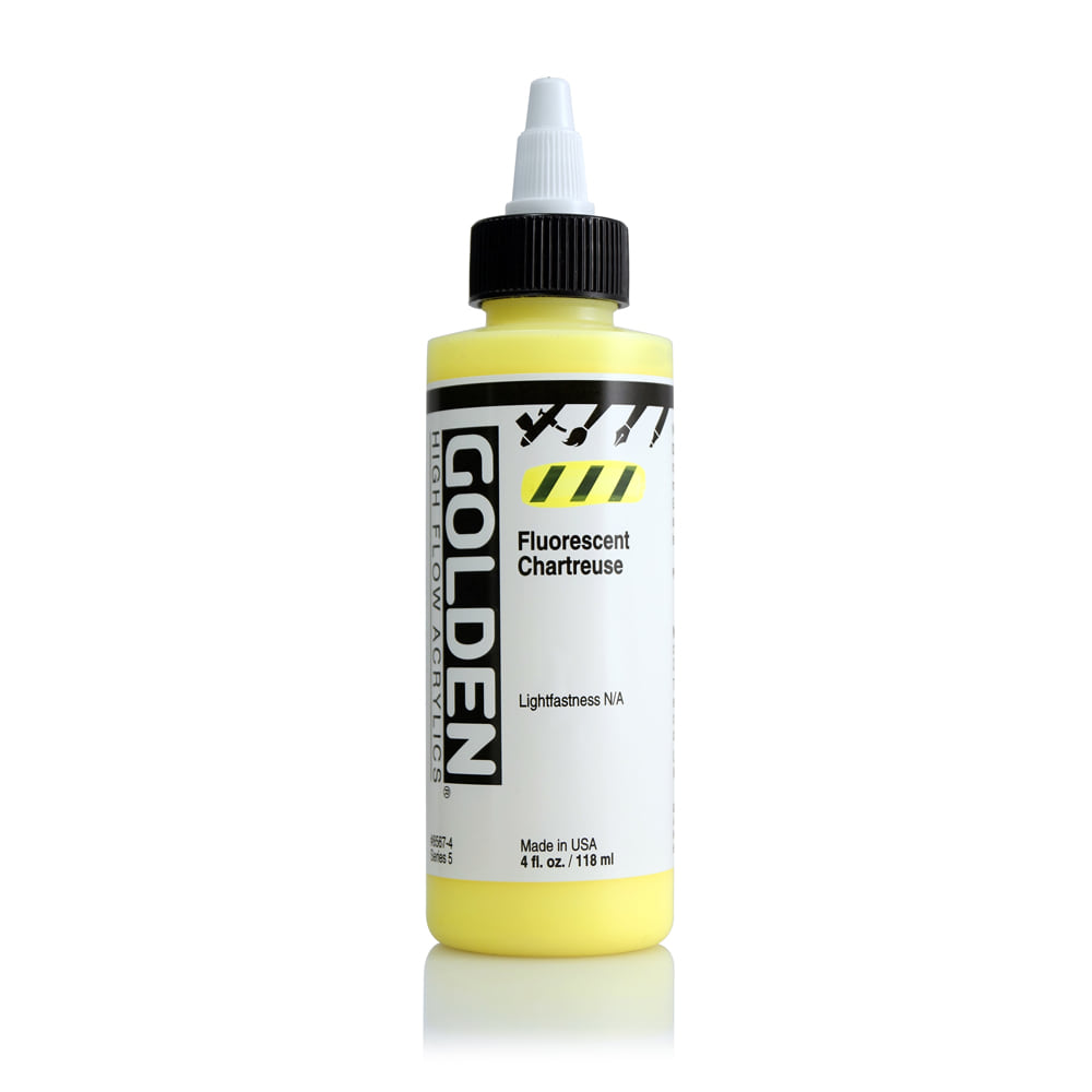 HF 118ml S5 Fluorescent Chartreuse