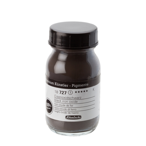 피그먼트 100ml 1_Black Iron Oxide