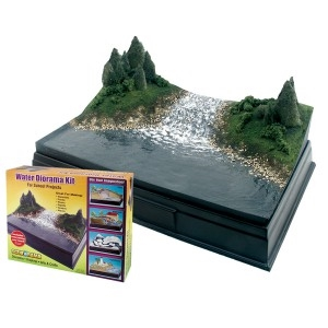 WATER DIORAMA KIT