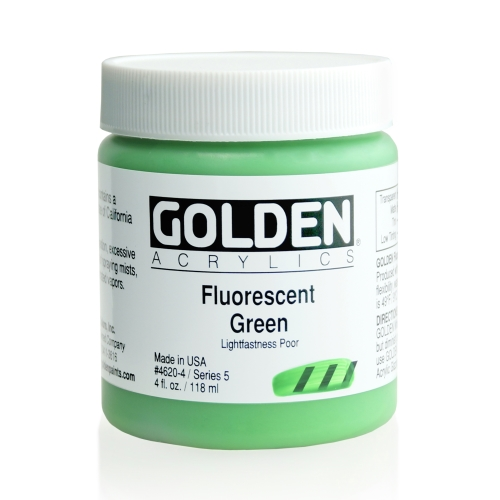 형광(Fluorescent) 119ML S5_Green