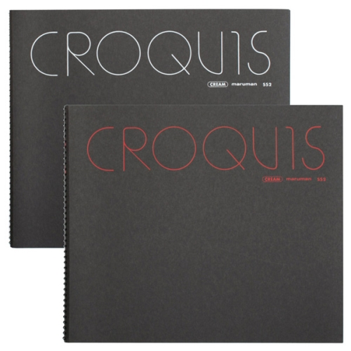 Croquis Book 60g 212x242mm 55매