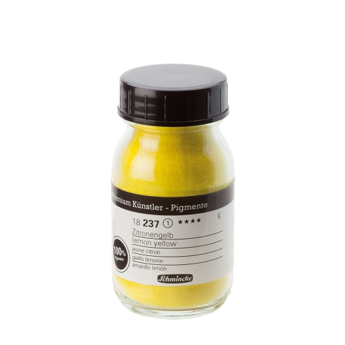 피그먼트 100ml 1_Lemon Yellow